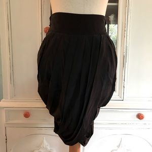 BCBG Little black skirt